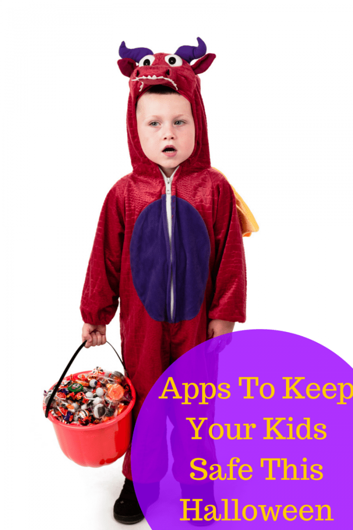 Apps To Keep Your Kids Safe This Halloween
