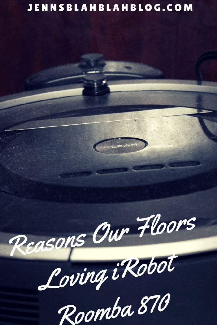 Reasons Our Floors Loving IRobot Roomba 870 From Best Buy