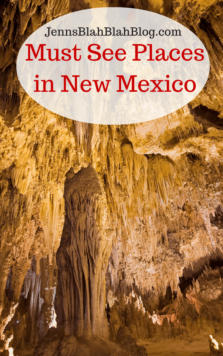 Must See Places in New Mexico