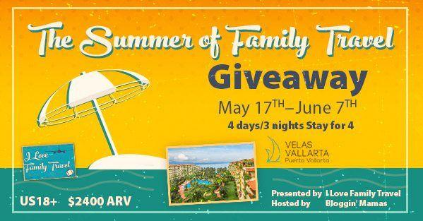 Summer of Family Travel Twitter Chat
