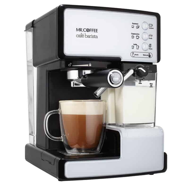 Gearing Up For The Holidays With A Café Barista Giveaway! 4