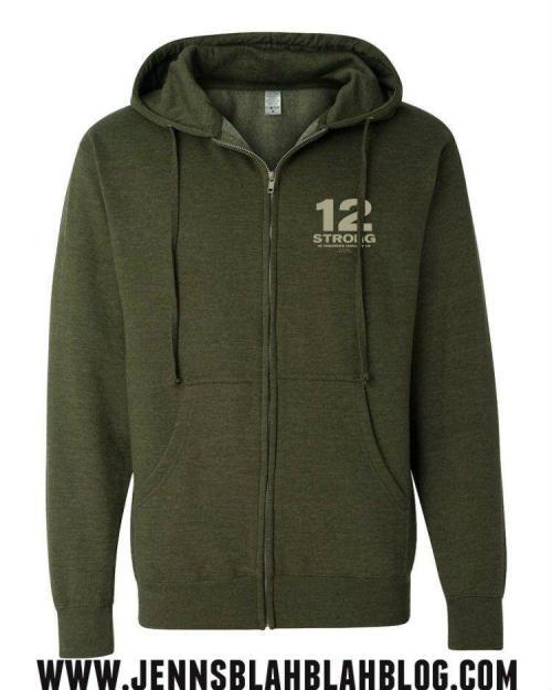 Win a $50 Fandango Gift Card to see the movie 12 STRONG and a 12 Strong Sweatshirt Giveaway 10
