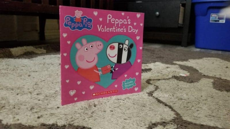 Get Valentine Day Ready with Peppa Pig ! 6