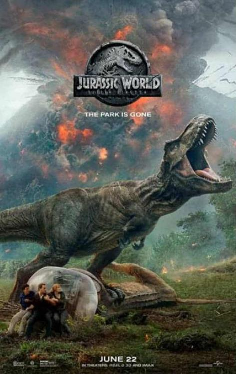 JURASSIC WORLD: FALLEN KINGDOM – The Movie 2