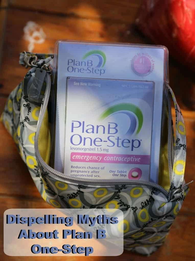 Dispelling Myths About Plan B One-Step
