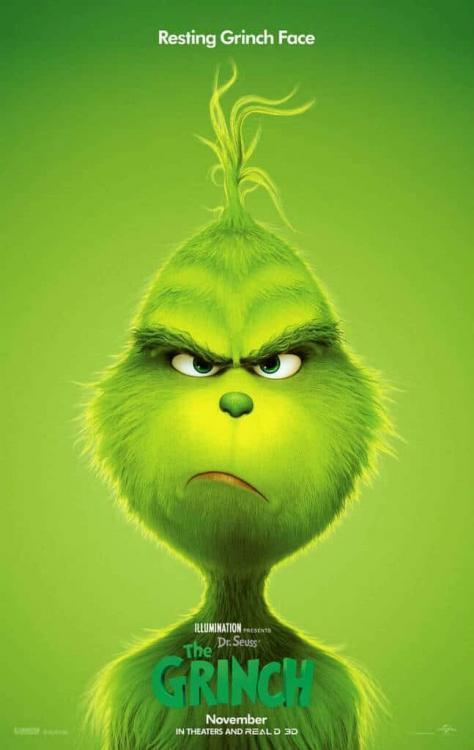 The Grinch – The Movie 1