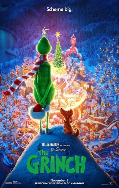 He's Coming Back Soon. He's The GRINCH 7