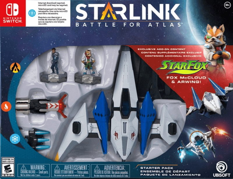 Young Gamers Will Love Starlink: Battle for Atlas