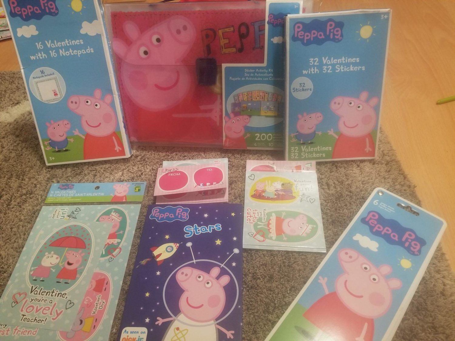 We Heart Peppa Pig! Happy Valentines Day 1