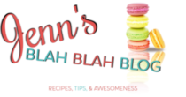 Jenns Blah Blah Blog