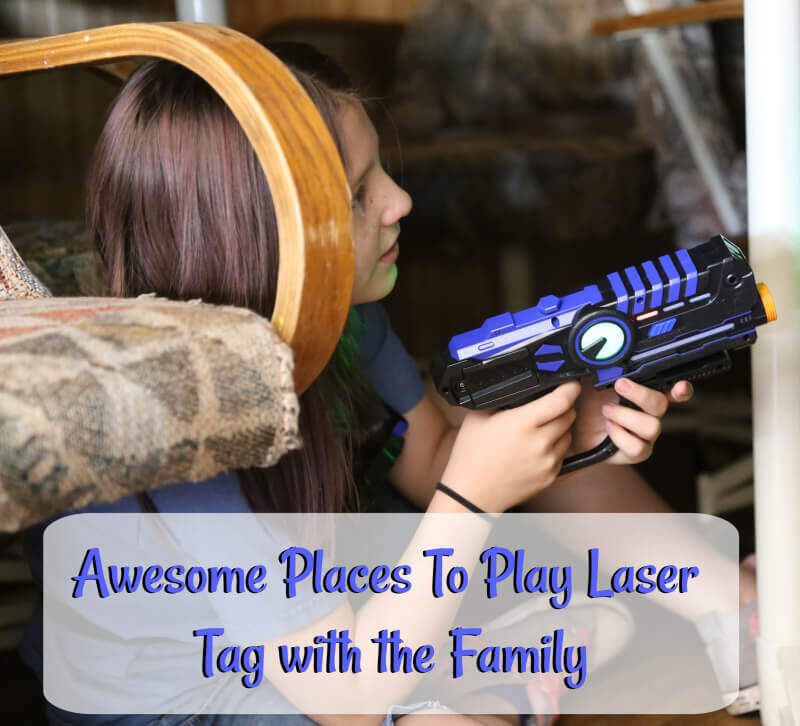 Awesome Places for a Game of Family Laser Tag