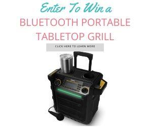 tablet top grill giveaway