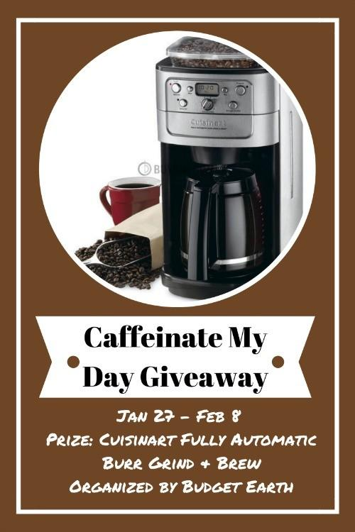 coffee pot giveaway