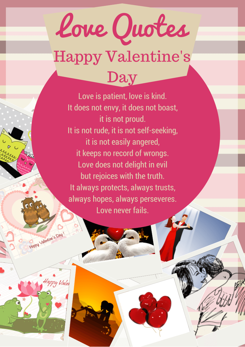happy valentines day with love quoates about relationships